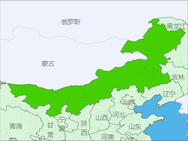 >>内蒙古自治区天气预报