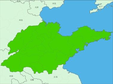 山东省城市预报 中央气象台网站启用新域名